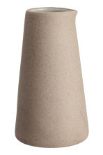 Stoneware milk jug - Beige - Home All | H&M CA 2
